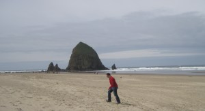 Haystock Rock, Cannon Beach, Oregon