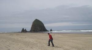 Haystock Rock, Cannon Beach, Oregon