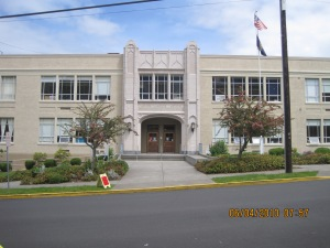 Recognize this school? It's from the movie Kindergarten Cop.