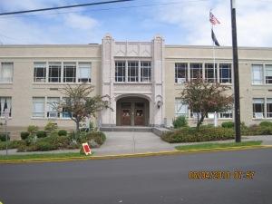 Recognize this school? It's from the movie Kindergarten Cop.